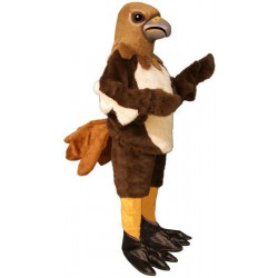 Red Tail Hawk Mascot Costume 1019-Z
