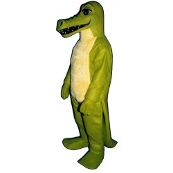 Alligator Mascot Costume 103-Z