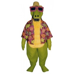 Awesome Alligator Mascot Costume 106KK-Z