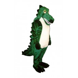 Sleepy Crocodile Mascot Costume 140-Z
