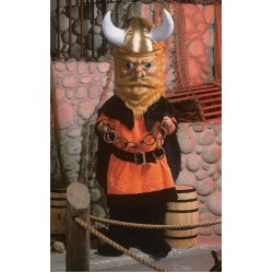 Viking Mascot Costume 144