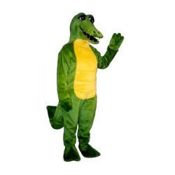 Friendly Gator Mascot Costume 144-Z