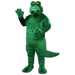 Albert Alligator Mascot Costume 148-Z