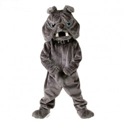 Bulldog Mascot Costume 15-QSD