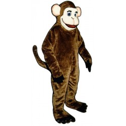 Monkey Business Mascot Costume 1901-Z
