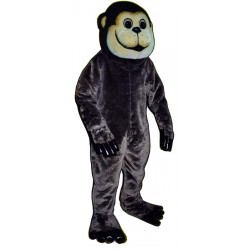 Brown Ape Mascot Costume 1907-Z