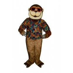 Swinging Ape Mascot Costume 1907KK-Z