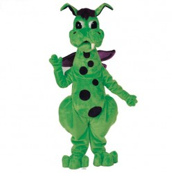 Fang the Dragon Mascot Costume 194