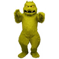 Slimy Monster Mascot Costume 2013-Z