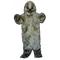 Big Foot Mascot Costume 2015-Z