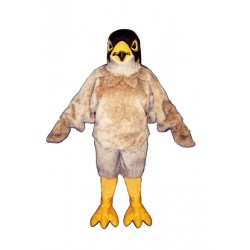 Tan Eagle Mascot Costume 1002T-Z