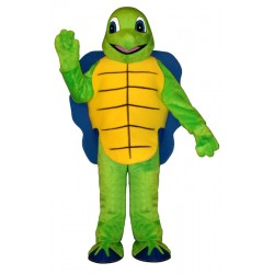 Blue Shell Turtle Mascot Costume 151-Z