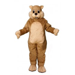 Chatty Squirrel Mascot Costume 2846-Z