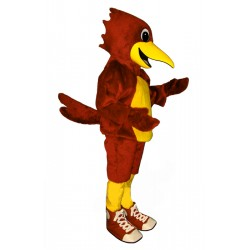 Road Runner with Shoes Mascot Costume 464A-Z