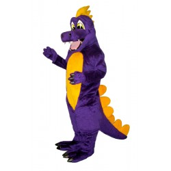 Drunken Dragon Mascot Costume 923-Z