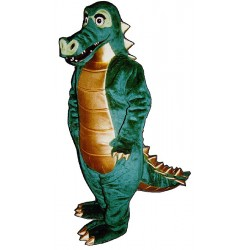 Spiked Alligator Mascot Costume 127-Z