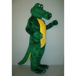 Snapping Gator Mascot Costume 153-Z