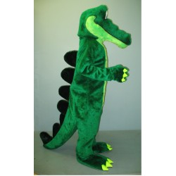 Archie Alligator Mascot Costume 157-Z
