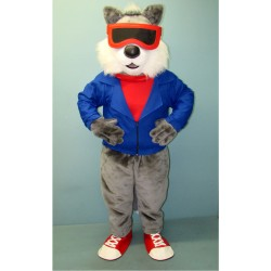 Alley Cat Mascot Costume 522KK-Z