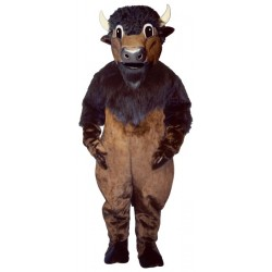 Buffy Buffalo Mascot Costume 725-Z