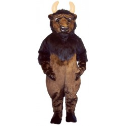 Buddy Buffalo Mascot Costume 727-Z