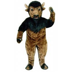 Bison Mascot Costume MM08-Z