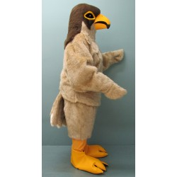 Tan Hawk Mascot Costume 1002T-Z