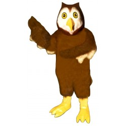 Horned Owl Mascot Costume 2208-Z