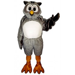 Mr. Owl Mascot Costume 2211-Z