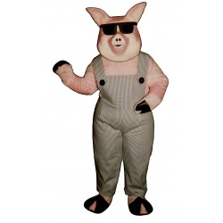 Far Out Farmer Mascot Costume 2405KK-Z