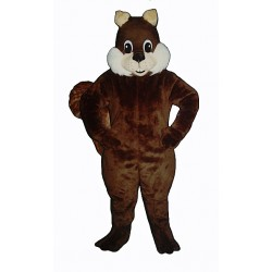 Squirrel Mascot Costume 2808S-Z
