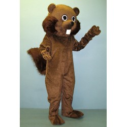 Nutty Squirrel Mascot Costume 2823-Z