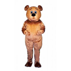 Jolly Bear Mascot Costume 293-Z
