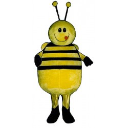 Fat Bee Mascot Costume 316-Z