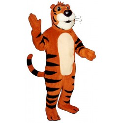 Timmy Tiger Mascot Costume #554-Z