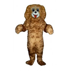 Cocker Spaniel Mascot Costume 809-Z