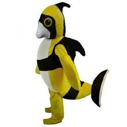 Angel Fish Mascot Costume T0122