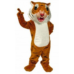 Big Cat Tiger Mascot Costume 69