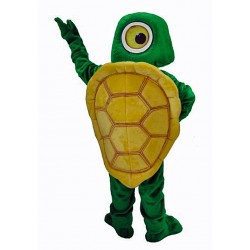 Box Turtle Mascot Costume T0206