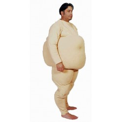 Fat Suit Mascot Costume 20202F