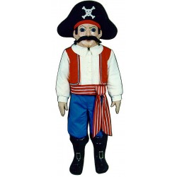 Pirate Mascot Costume MM10-Z