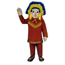 Chief Mascot Costume MM13-Z