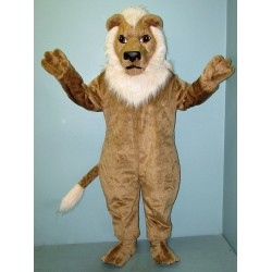 Lion Mascot Costume MM19-Z