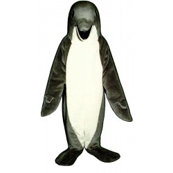Dolphin Mascot Costume MM24-Z