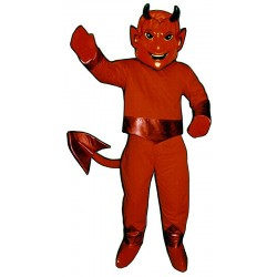 Lucifer Devil Mascot Costume MM32-Z
