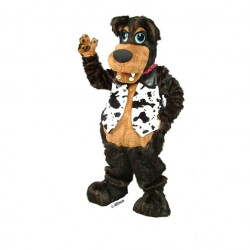 Bart T. Bear Mascot Costume 276