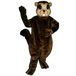 Susie Squirrel Mascot Costume 2804S-Z