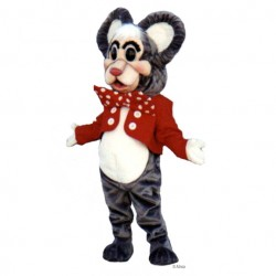 Skitter the Mouse Mascot Costume 281