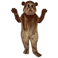 Grover Groundhog Mascot Costume 2817-Z
