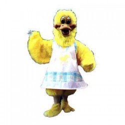 Dolly Duck (without dress) Mascot Costume 295